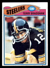1977 Topps #245 Terry Bradshaw Very Good
