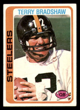 1978 Topps #65 Terry Bradshaw Excellent+  ID: 301739
