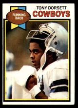 1979 Topps #160 Tony Dorsett Excellent+  ID: 301762