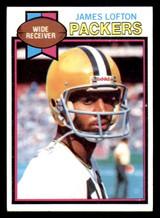 1979 Topps #310 James Lofton Ex-Mint RC Rookie  ID: 301776