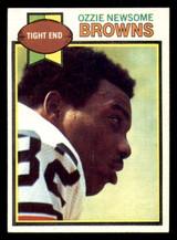 1979 Topps #308 Ozzie Newsome Ex-Mint RC Rookie  ID: 301780