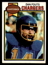 1979 Topps #387 Dan Fouts Excellent+