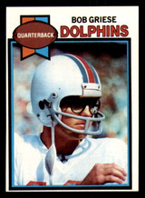 1979 Topps #440 Bob Griese Very Good