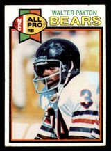 1979 Topps #480 Walter Payton Excellent+  ID: 301822