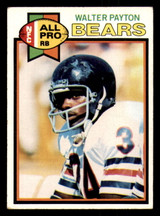 1979 Topps #480 Walter Payton Excellent+  ID: 301823