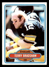 1980 Topps #200 Terry Bradshaw Excellent+