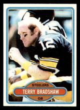 1980 Topps #200 Terry Bradshaw Near Mint  ID: 301829