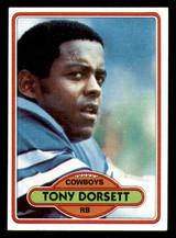 1980 Topps #330 Tony Dorsett Ex-Mint