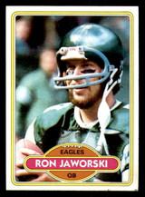 1980 Topps #72 Ron Jaworski Near Mint