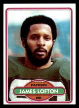 1980 Topps #78 James Lofton Near Mint
