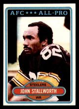 1980 Topps #130 John Stallworth Near Mint