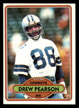 1980 Topps #250 Drew Pearson Near Mint