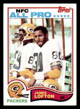 1982 Topps #364 James Lofton Ex-Mint