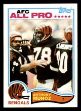 1982 Topps #51 Anthony Munoz Ex-Mint RC Rookie  ID: 301916