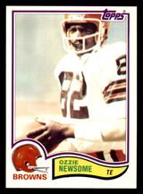 1982 Topps #67 Ozzie Newsome Near Mint+