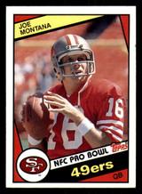1984 Topps #358 Joe Montana Ex-Mint