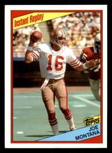 1984 Topps #359 Joe Montana IR Ex-Mint