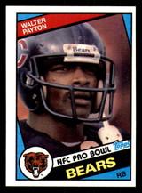 1984 Topps #228 Walter Payton Near Mint  ID: 301951
