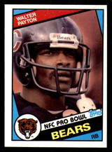 1984 Topps #228 Walter Payton Near Mint  ID: 301953
