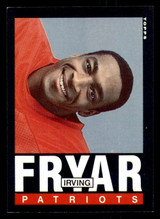 1985 Topps #325 Irving Fryar Near Mint RC Rookie  ID: 301978