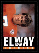 1985 Topps #238 John Elway Ex-Mint