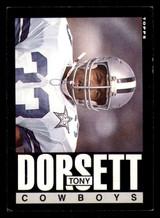 1985 Topps #40 Tony Dorsett Excellent+