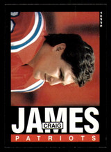 1985 Topps #328 Craig James Near Mint RC Rookie