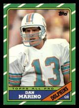 1986 Topps #45 Dan Marino Excellent+