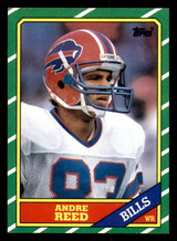 1986 Topps #388 Andre Reed Near Mint+ RC Rookie  ID: 302021