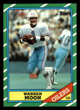 1986 Topps #350 Warren Moon Near Mint