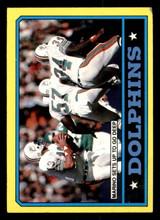 1986 Topps #44 Dan Marino TL Excellent