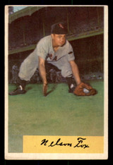1954 Bowman #6 Nellie Fox VG-EX  ID: 302059