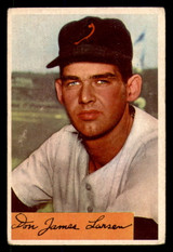1954 Bowman #101 Don Larsen Very Good RC Rookie  ID: 302064