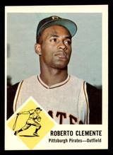 1963 Fleer #56 Roberto Clemente Ex-Mint