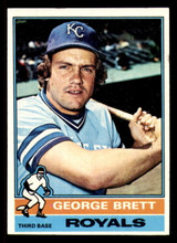1976 Topps #19 George Brett Excellent+  ID: 302208