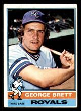 1976 Topps #19 George Brett Very Good  ID: 302210
