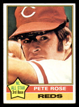 1976 Topps #240 Pete Rose Excellent+  ID: 302211