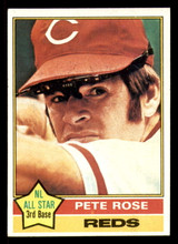 1976 Topps #240 Pete Rose Excellent+  ID: 302212