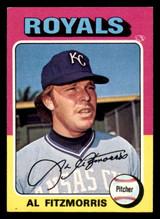 1975 Topps #24 Al Fitzmorris Ex-Mint
