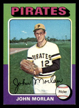 1975 Topps #651 John Morlan Near Mint RC Rookie
