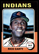 1975 Topps #655 Rico Carty Ex-Mint