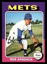 1975 Topps #659 Bob Apodaca Near Mint  ID: 302909