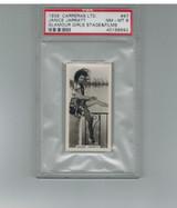 1939 Carreras Ltd Glamour Girls #47  Janice Jarratt  PSA  8 NM-MT  #*