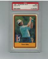 1981 Donruss #20  Tom Kite  PSA 9 MINT  #*