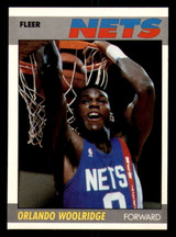 1987-88 Fleer #129 Orlando Woolridge Near Mint+ Basketball  ID: 303523