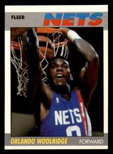1987-88 Fleer #129 Orlando Woolridge Near Mint+ Basketball  ID: 303524