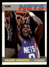 1987-88 Fleer #129 Orlando Woolridge Near Mint+ Basketball  ID: 303525
