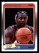 1988-89 Fleer #118 Moses Malone Near Mint+  ID: 303831