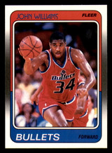1988-89 Fleer #119 John Williams Ex-Mint
