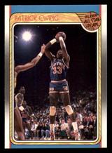 1988-89 Fleer #130 Patrick Ewing AS Ex-Mint  ID: 303848
